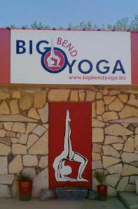 Big Bend Yoga