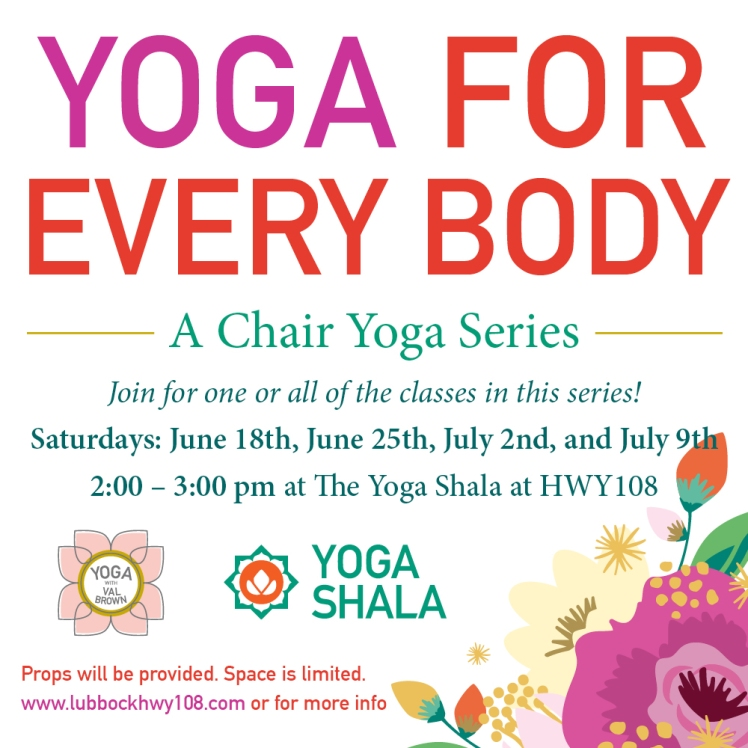 Chair Yoga Series Insta